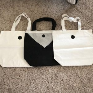 3 large lululemon special edition bags